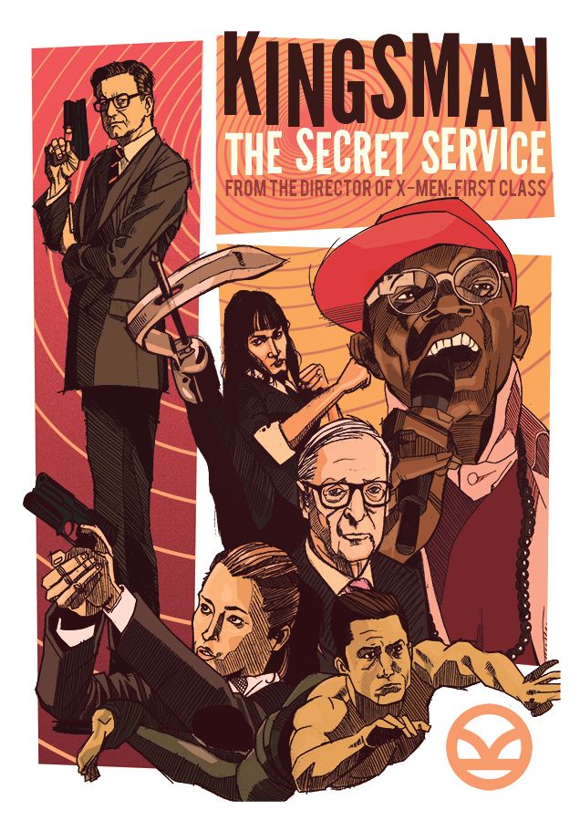 Kingsman: The Secret Service. 2015. D: Matthew Vaughn. To hear the show, tune in to http://thenextreel.com/filmboard/kingsman-the-secret-service or check out our Pinterest board: http://www.pinterest.com/thenextreel/the-next-reel-the-podcast/ https://www.facebook.com/TheNextReel  https://twitter.com/TheNextReel http://www.pinterest.com/thenextreel/ http://instagram.com/thenextreel https://plus.google.com/+ThenextreelPodcast http://letterboxd.com/thenextreel…