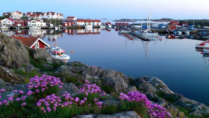 Klädesholmen on Tjorn Island Photo: Pia Jedborg