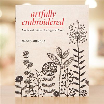 ISBN 9781620337288 Artfully Embroidered Book (362259)   Create and Craft