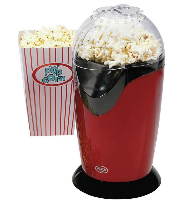 Buy American Originals Popcorn Maker at Argos.co.uk - Your Online Shop for Party food makers.