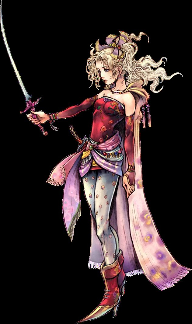 Final Fantasy 6 - Terra Branford