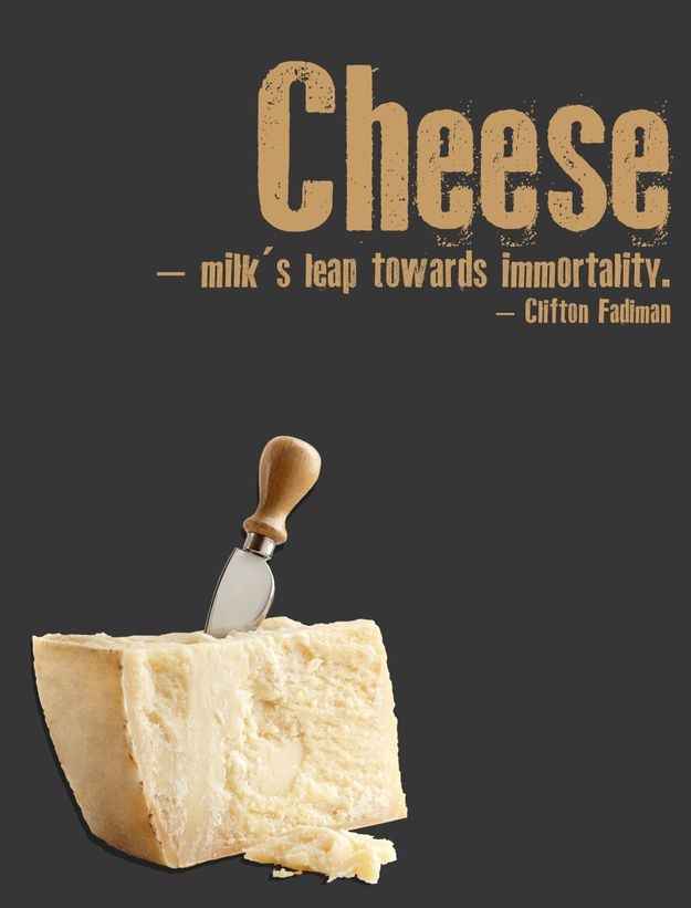24 Best Quotes Ever About & Food including #wine & #cheese