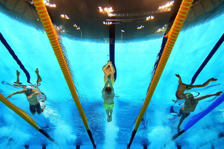Les rois de l'eau : légendes de la natation russe et soviétique | La Russie d'Ajourd'hui