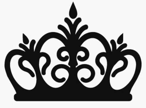 Pin By Vanessa Seeholzer On Svg Crown Clip Art Crown