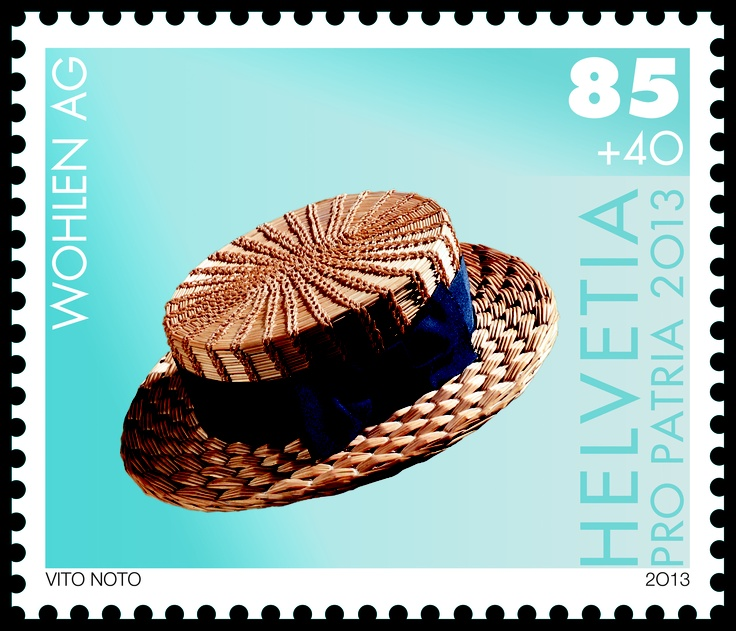 Swiss special stamp: Pro Patria 2013 – Village museums - Wohlen AG www.post.ch/philashop