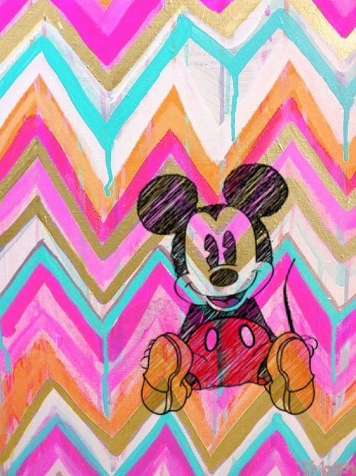 Chevron cute disney drawing girly iphone micke Pinteres