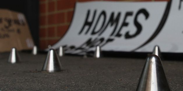 Why the 'Homeless Spikes' Deserve the Turner Prize