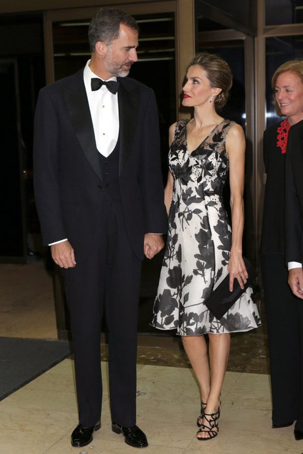 Spanish Royals   The King and Queen of Spain in October 2014.