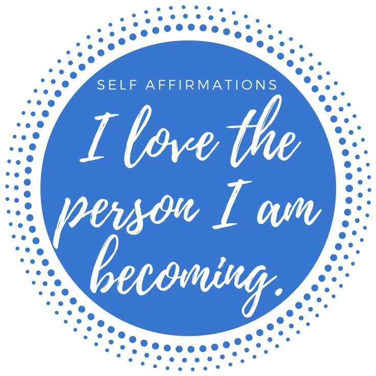 self affirmations to prepare well for Use affirmations to build your self confidence make your affirmation personal to yourself i am well prepared for any situation.
