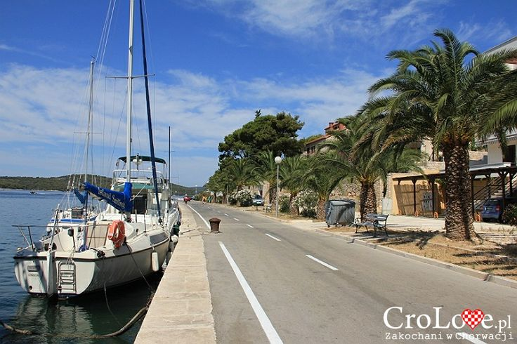 Milna – piękno, cisza i spokój na wyspie Brač || http://crolove.pl/milna-piekno-cisza-i-spokoj-na-wyspie-brac/ || Milna #Brač #Chorwacja #Croatia #Hrvatska