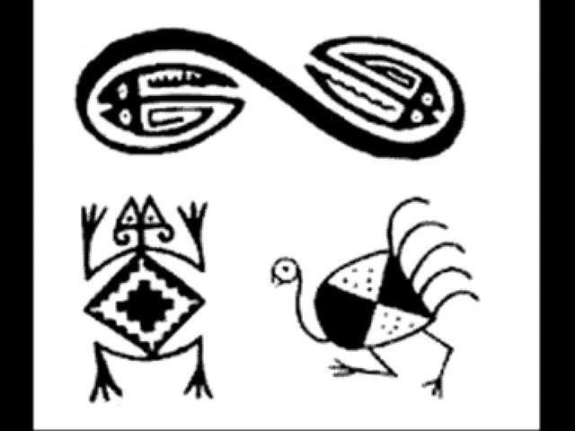 Dibujos indigenas argentinos - Imagui
