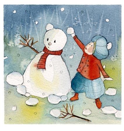 Snemann / Snowman