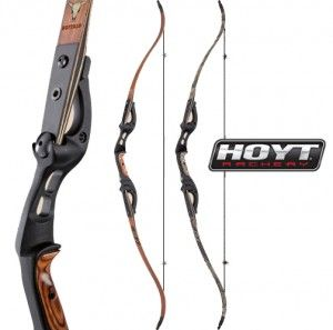 Best Recurve Bows For Hunger Games Fans: Hoyt Buffalo Recurve is a work of art for Hunger Games archery Tributes