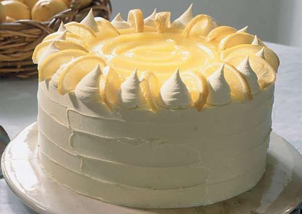 Gâteau qui se prend pour une tarte au citron
