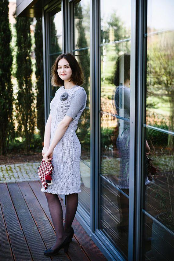 Women's dress    Oryginal  Women's Dress    Grunge #greydress, #womensdress