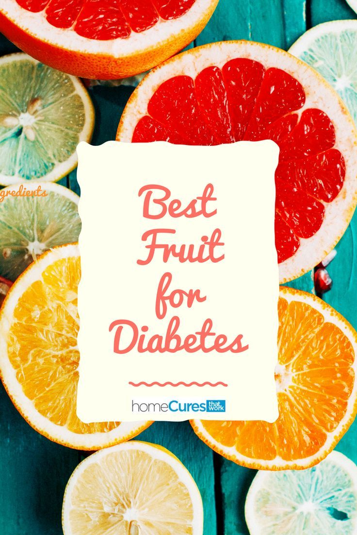 What Fruits Are Best For Diabetes And Which Should I Avoid? | Living with  Diabetes | Pinterest | Diabetes, Diabetic recipes and Best diabetic diet