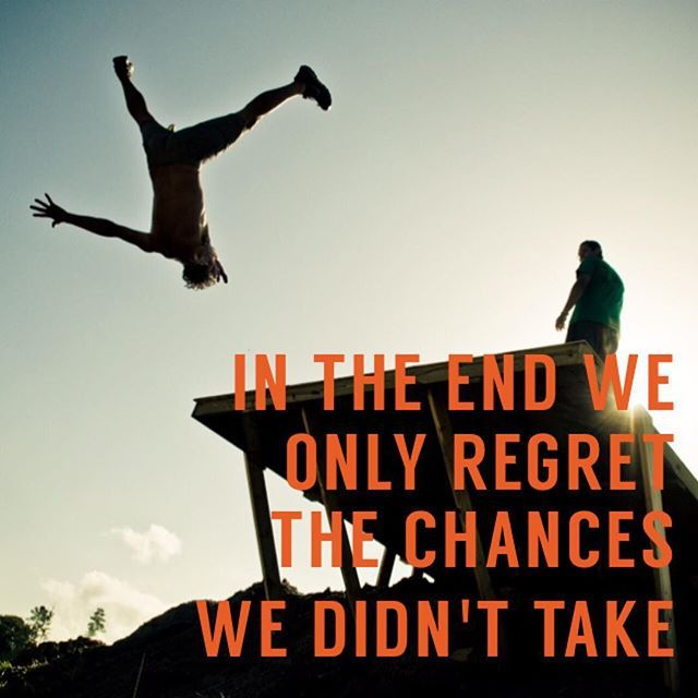 Some #monday #inspiration #motivation. Take some chances. Make it happen. No excuses. Tag those who need some inspiration. Double tap if you agree.