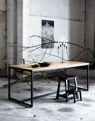 House Doctor Form - matbord | Artilleriet | Inredning Göteborg