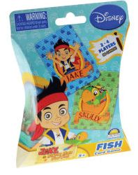 Jake Neverland Pirates Go Fish! Card Game