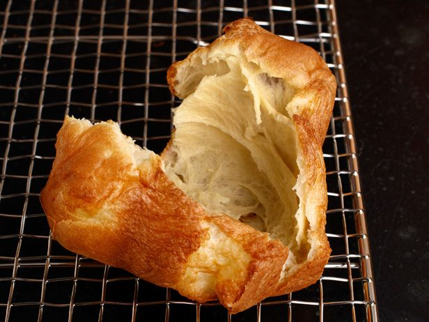 Basic Popovers recipe from Alton Brown via Food Network