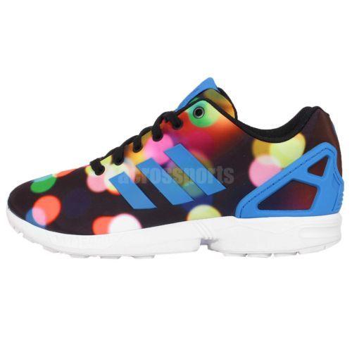 Adidas-Originals-ZX-Flux-Torsion-Mens-Running-Shoes-Sneakers-Trainers-Pick-1