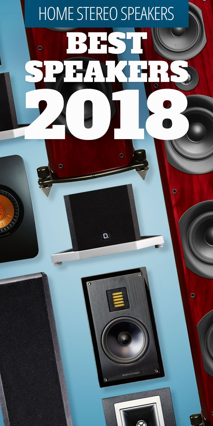 Best stereo speakers for 2019 | Crutchfield Labs | Stereo