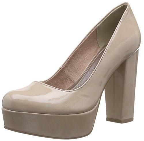 Oferta: 37.52€. Comprar Ofertas de Marco Tozzi22447 - Zapatos de Tacón Mujer , color Beige, talla 38 barato. ¡Mira las ofertas!