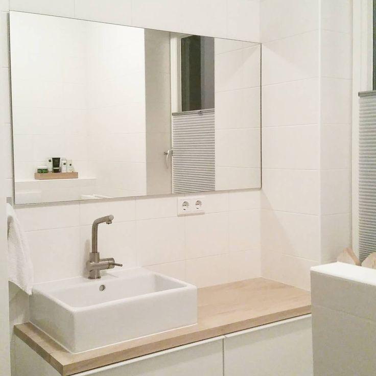ons nieuwe badkamermeubel na 15 jaar hebben we een badkamer om trots op te - Ikea Stange Dusche