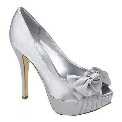 KIMBER by MARIPE Rack Room Shoes -- $44.99 (only $45! Not bad considering my grad shoes were well over 100)