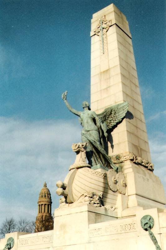 Greenock War Memorial