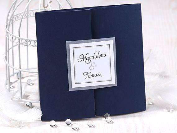 Zaproszenia Ślubne Brzoza