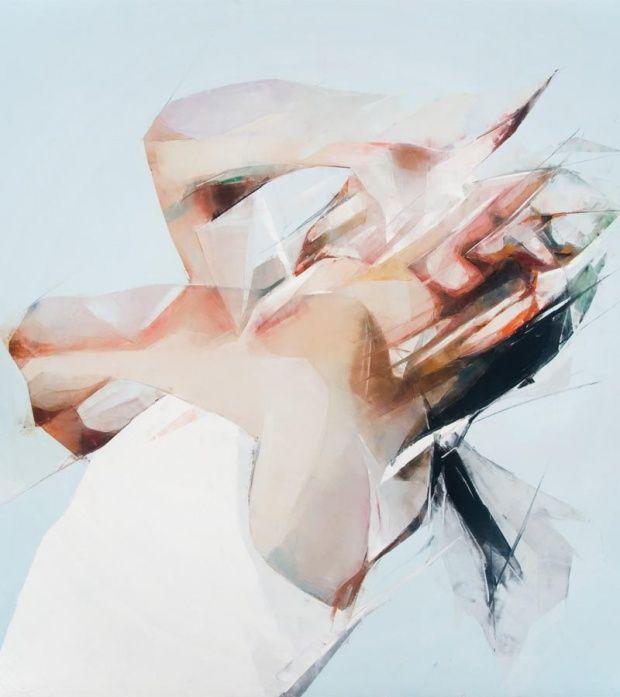 Simon Birch : Peinture mouvementée