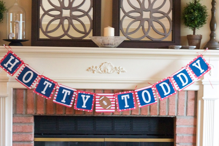 Ole Miss Hotty Toddy Banner- perfect for your Grove tent!