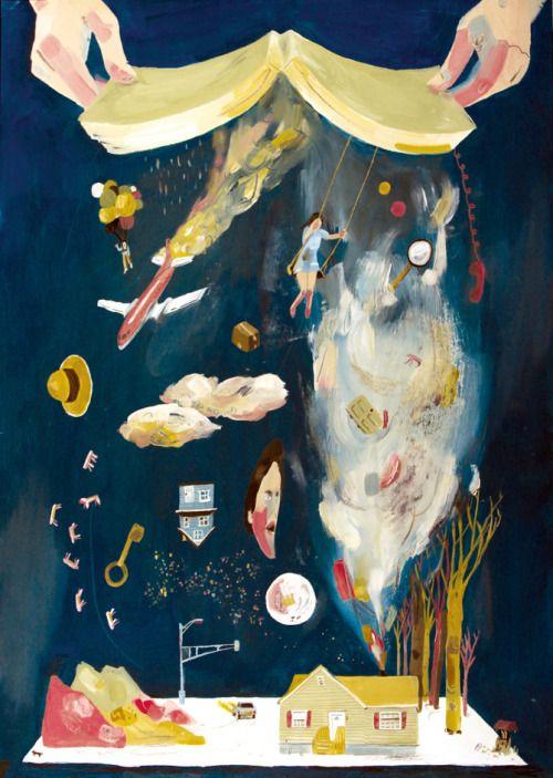 ilustración de Grace Helmer