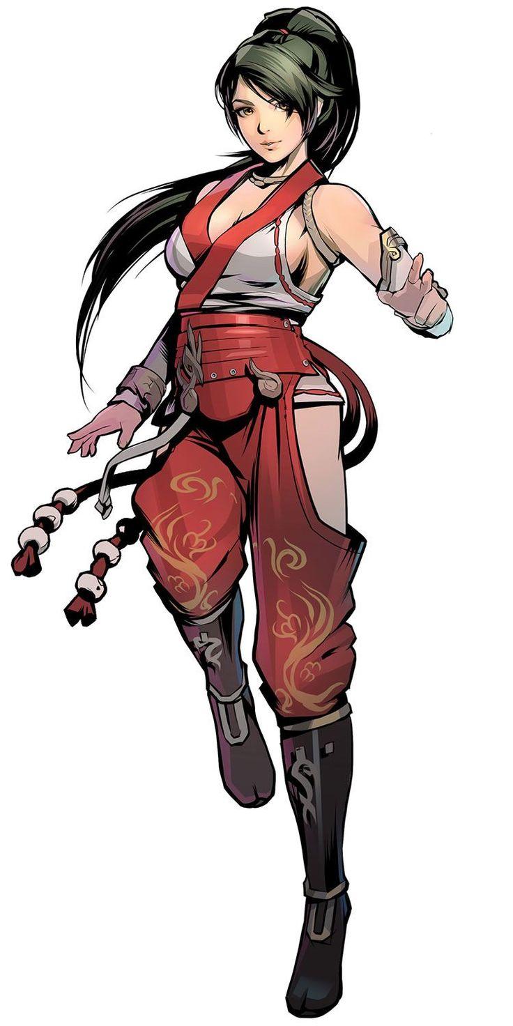 Momiji - Characters & Art - Yaiba: Ninja Gaiden Z