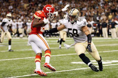 NFL FOOTBALL TICKETS: New Orleans Saints at Kansas City Chiefs Tickets