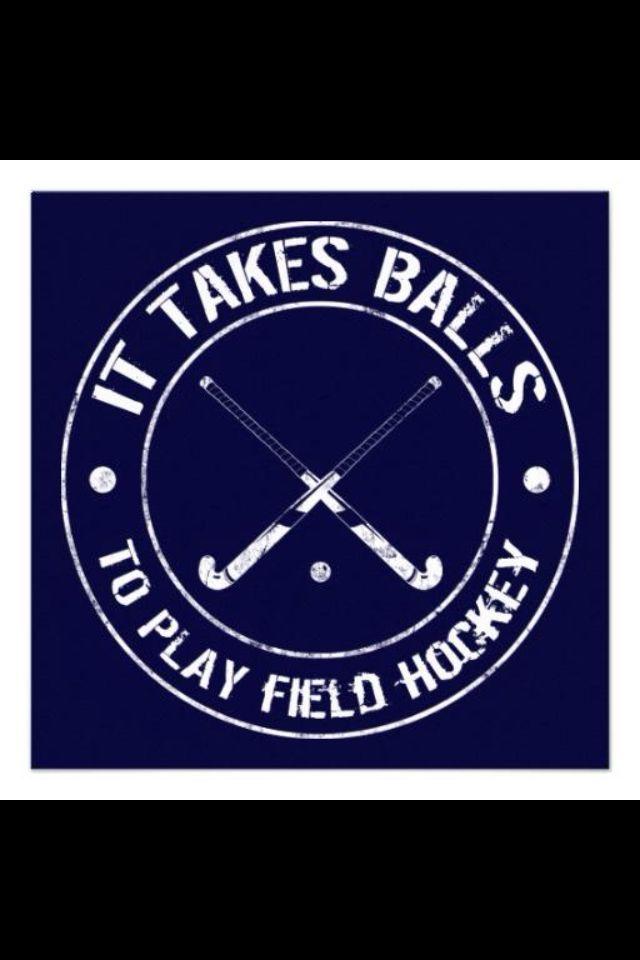 Tough girls play field hockey!!!