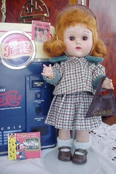 Ginny 1955-56