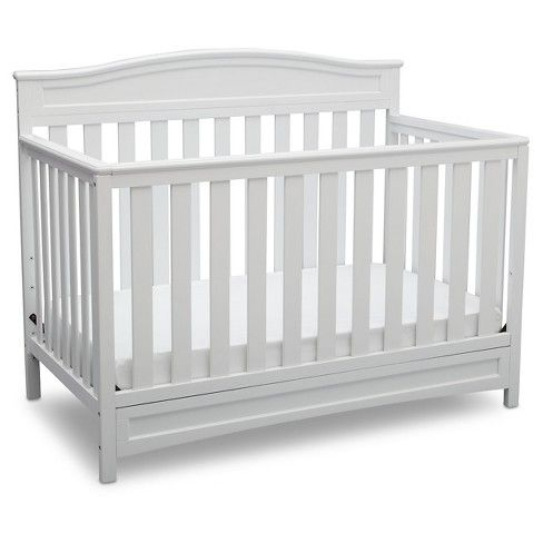 Converting From A Multi Positional Crib To Toddler Bed Daybed And Full Size Its Designed