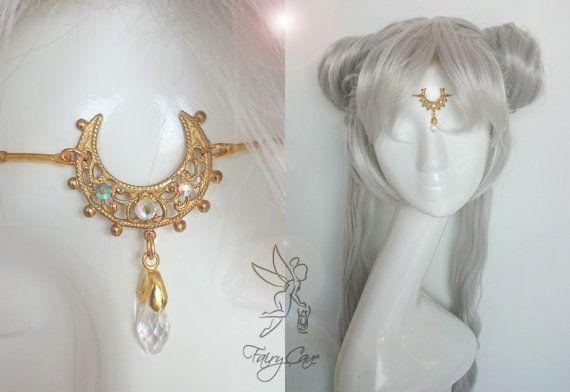 Diadème Sailor Moon cristal