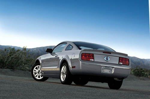 2006 Mustang V6 Mustang Ford Mustang Convertible 2008