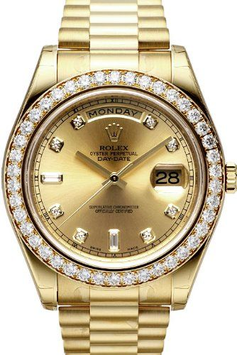 Gold Rolex Day Date For Sale