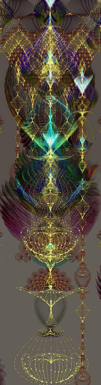 Tatiana Plakhova / Complexitygraphics.com | Arte | Pinterest | Fractals, Ice Crystals and Fractal Art