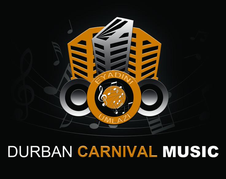 Concept logo for Durban Carnival Music