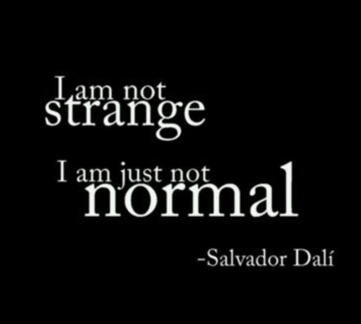 Salvador Dali Quote