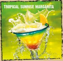 Chili's Margarita Recipes: Chili's Tropical Sunrise Margarita Recipe