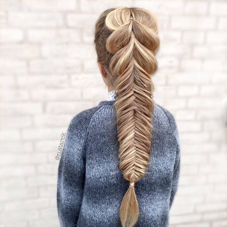 Hejka!     Dziś nie będę dużo pisać. Dziś chciałam Wam pokazać zajefajne fryzury jakie można zrobić gdy się ma długie włosy. Z długich włos...