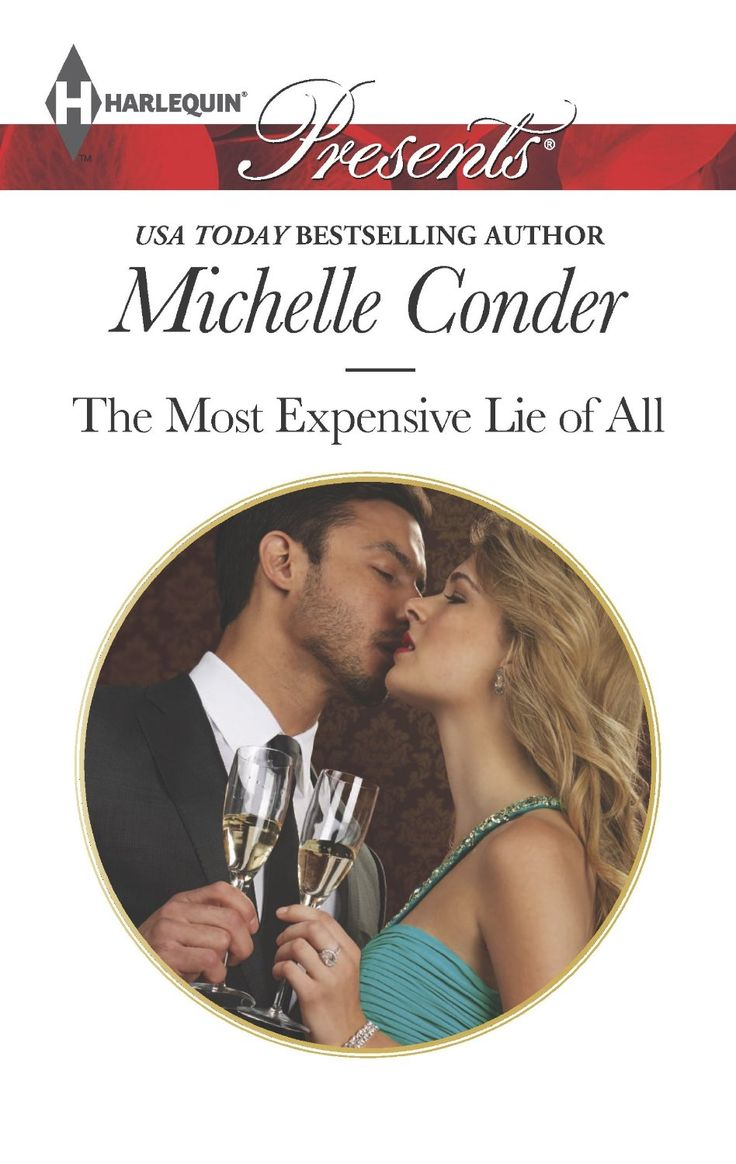 Amazon.com: The Most Expensive Lie of All (Harlequin Presents) eBook: Michelle Conder: Books