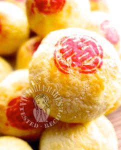 three kingdoms period mannose pastry ヾ(^-^)ノ 刘备の喜饼~椰黄甘露酥