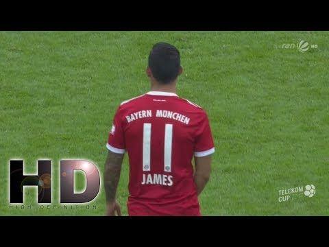 Werder Bremen vs Bayern Munich 0-2 All Goals & James Rodriguez Debut Tel...